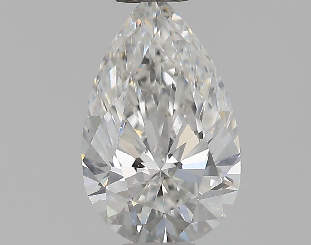 0.42 ct Pear Shape Diamond : F / SI1