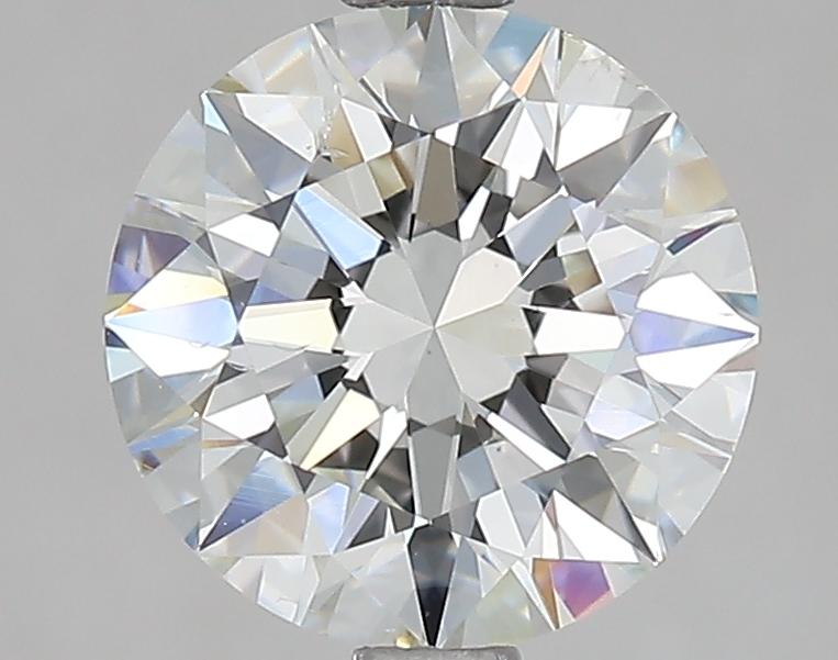 2.00 ct Round Diamond : H / SI1