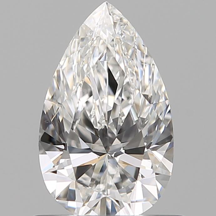 0.71 ct Pear Shape Diamond : E / VS1