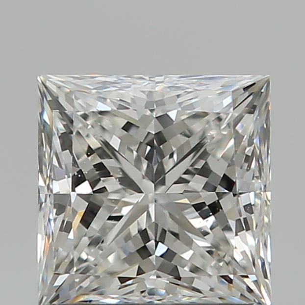 1.01 ct Princess Cut Diamond : F / VS2
