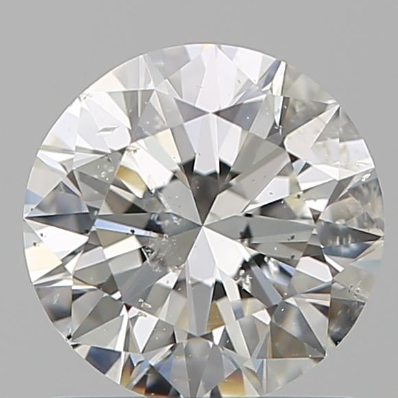 1.00 ct Round Diamond : I / I1