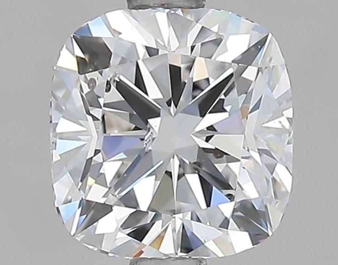 1.50 ct Cushion Cut Diamond : D / SI2
