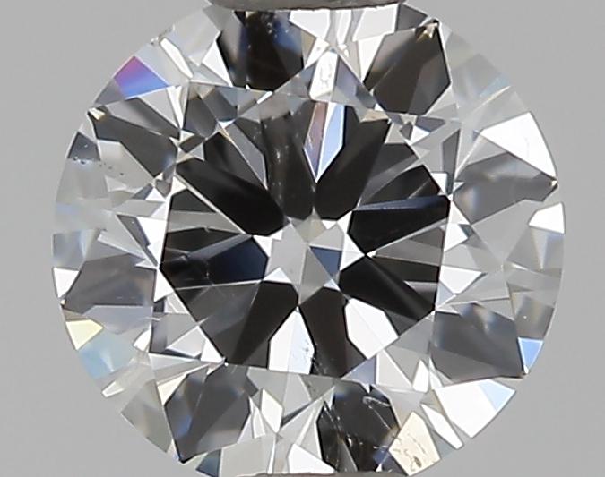0.59 ct Round Diamond : E / SI1