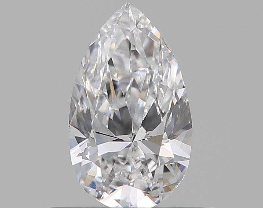 0.38 ct Pear Shape Diamond : D / VS2