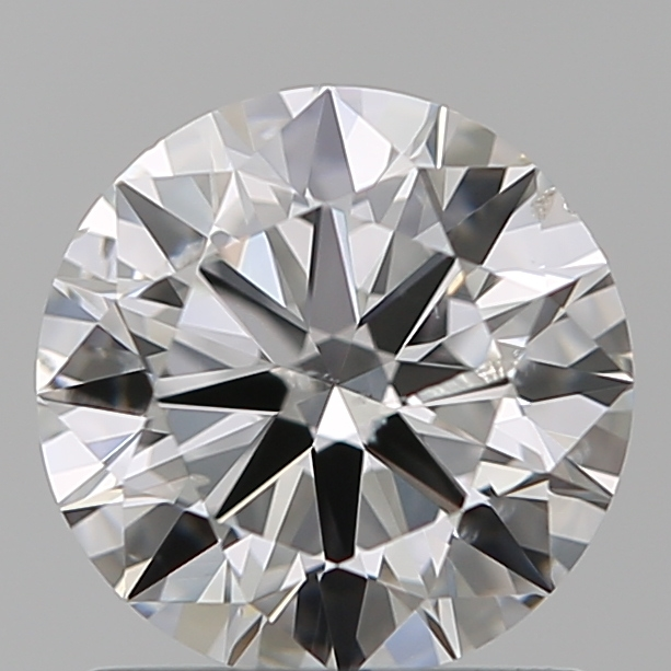 1.00 ct Round Diamond : E / I1