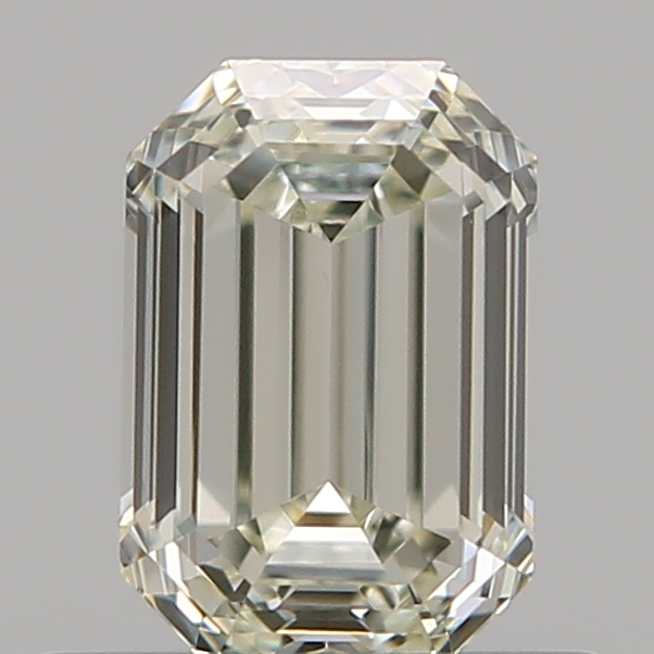 0.62 ct Emerald Cut Diamond : M / VVS1