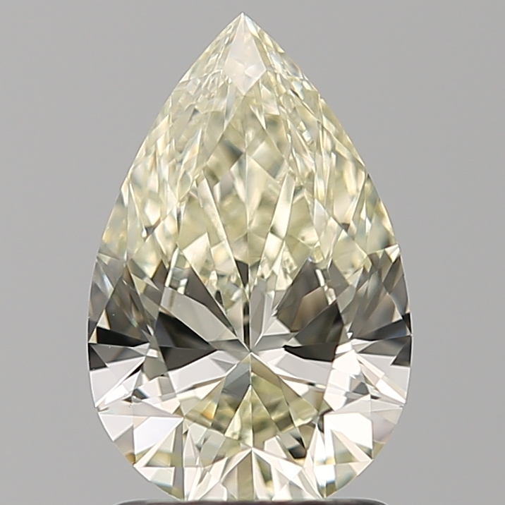 1.50 ct Pear Shape Diamond : L / SI1