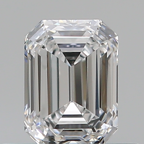 0.42 ct Emerald Cut Diamond : D / VVS2