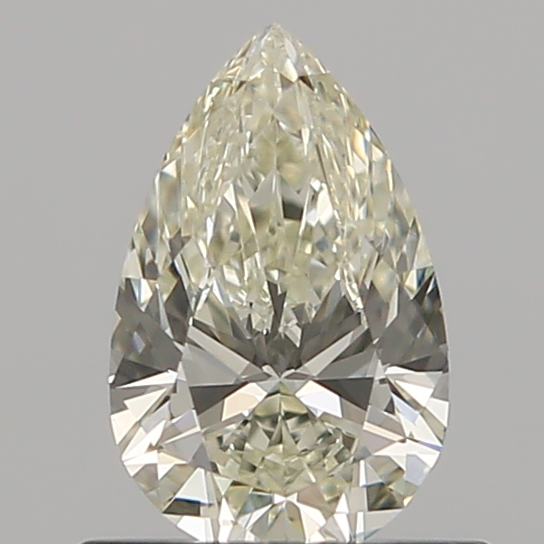 0.54 ct Pear Shape Diamond : L / VS1
