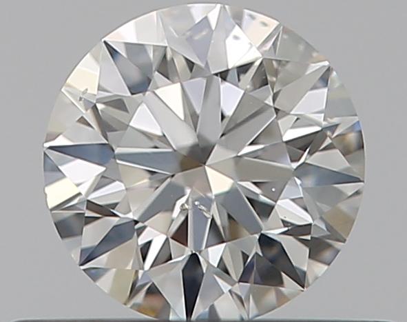 0.35 ct Round Diamond : G / SI1