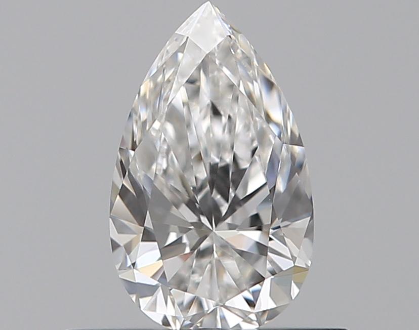 0.35 ct Pear Shape Diamond : E / VS1
