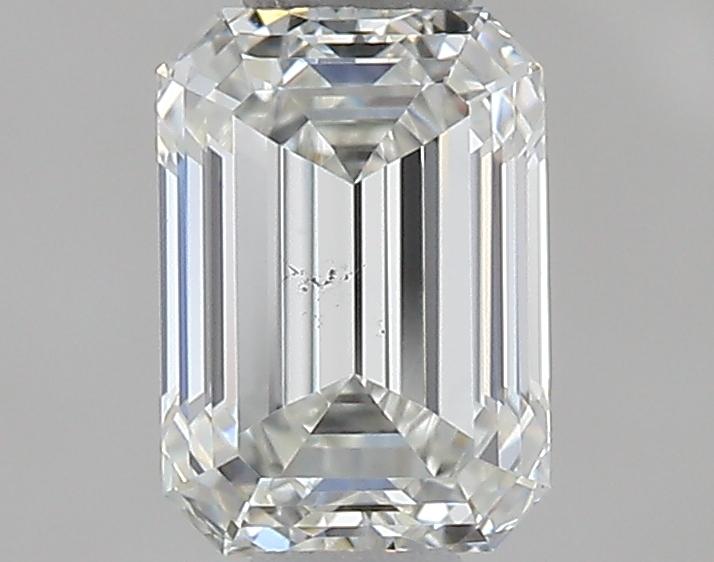 0.50 ct Emerald Cut Diamond : H / SI1