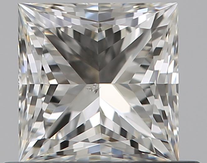 0.52 ct Princess Cut Diamond : I / SI1