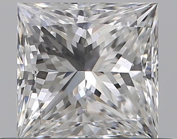 0.50 ct Princess Cut Diamond : F / VS2