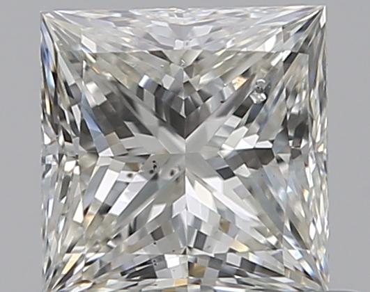 0.51 ct Princess Cut Diamond : I / SI1