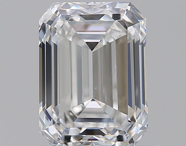0.75 ct Emerald Cut Diamond : D / VS1