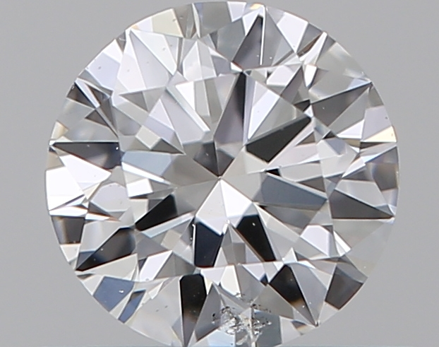0.40 ct Round Diamond : D / SI1