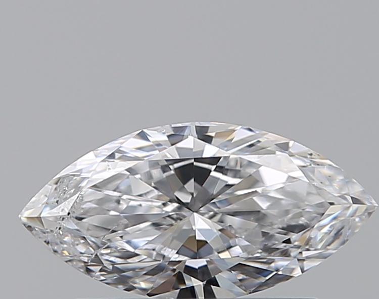 0.41 ct Marquise Diamond : D / SI2