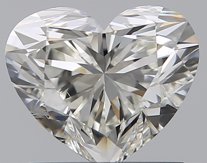 0.90 ct Heart Shape Diamond : I / SI1