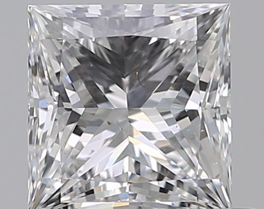 0.50 ct Princess Cut Diamond : D / SI1