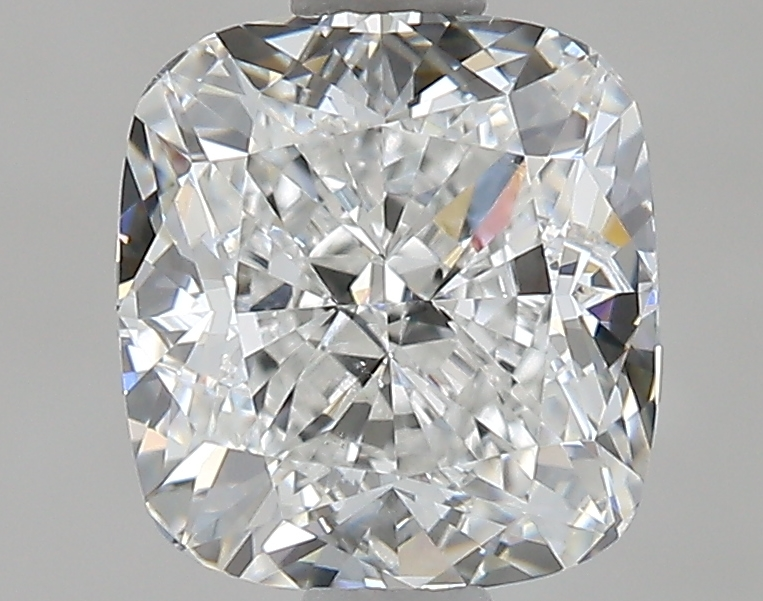 1.39 ct Cushion Cut Diamond : G / VS2