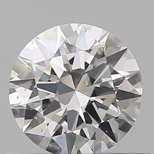 0.35 ct Round Diamond : E / VS2