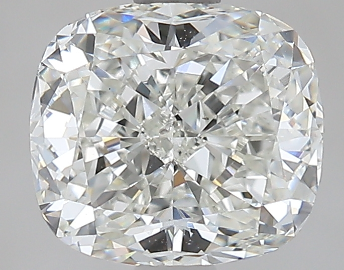 1.60 ct Cushion Cut Diamond : H / SI1