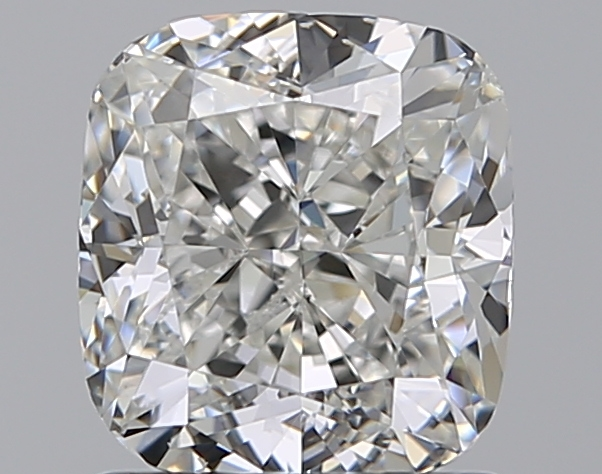 1.20 ct Cushion Cut Diamond : H / VS2