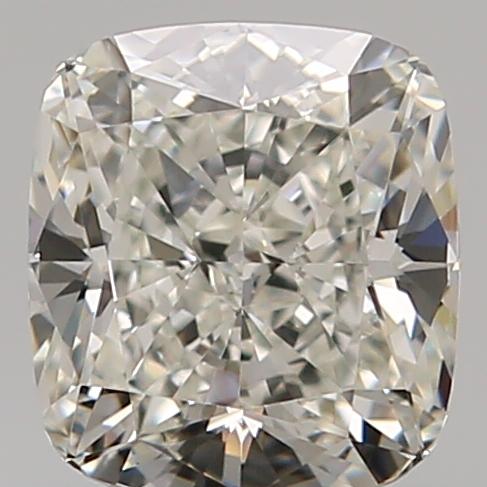 0.90 ct Cushion Cut Diamond : I / VVS2