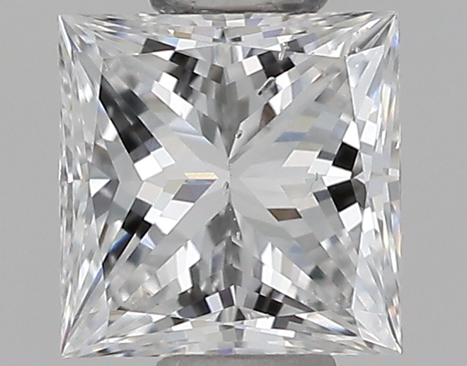 0.32 ct Princess Cut Diamond : D / SI1