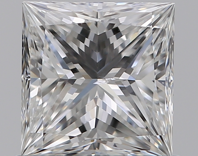 0.70 ct Princess Cut Diamond : E / SI2