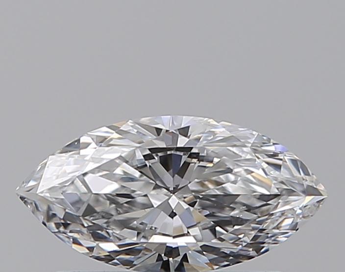 0.37 ct Marquise Diamond : D / SI1