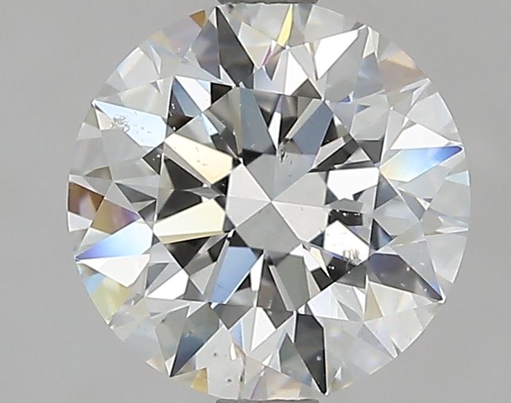 1.92 ct Round Diamond : F / SI1