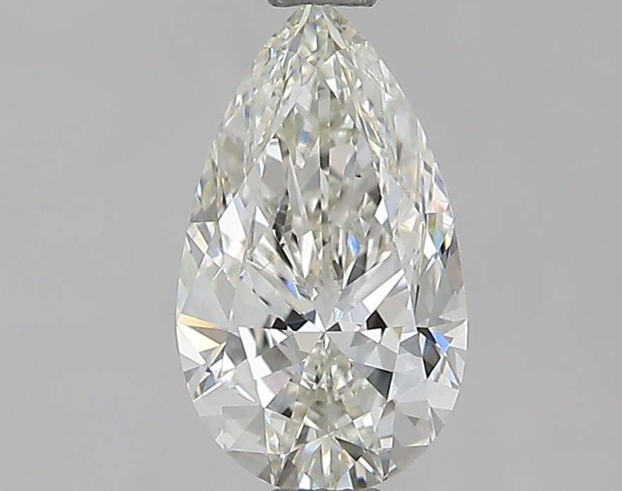 1.00 ct Pear Shape Diamond : I / SI1