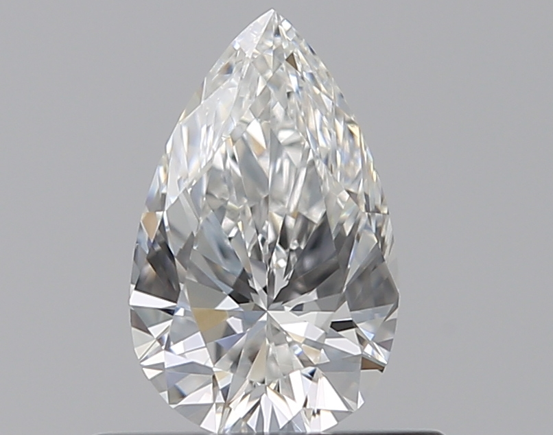 0.43 ct Pear Shape Diamond : F / VVS2