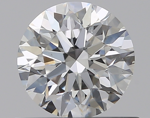 0.50 ct Round Diamond : F / VS2