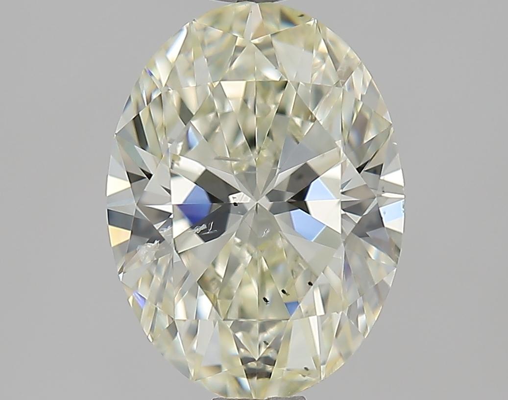 1.71 ct Oval Diamond : M / SI2