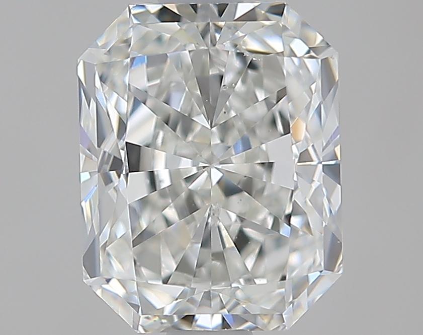 1.60 ct Radiant Diamond : H / SI1