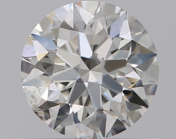 0.55 ct Round Diamond : I / SI2