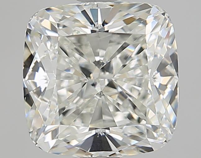 2.81 ct Cushion Cut Diamond : I / VS2