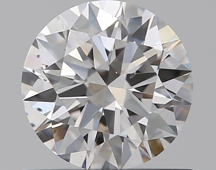 0.52 ct Round Diamond : E / SI1