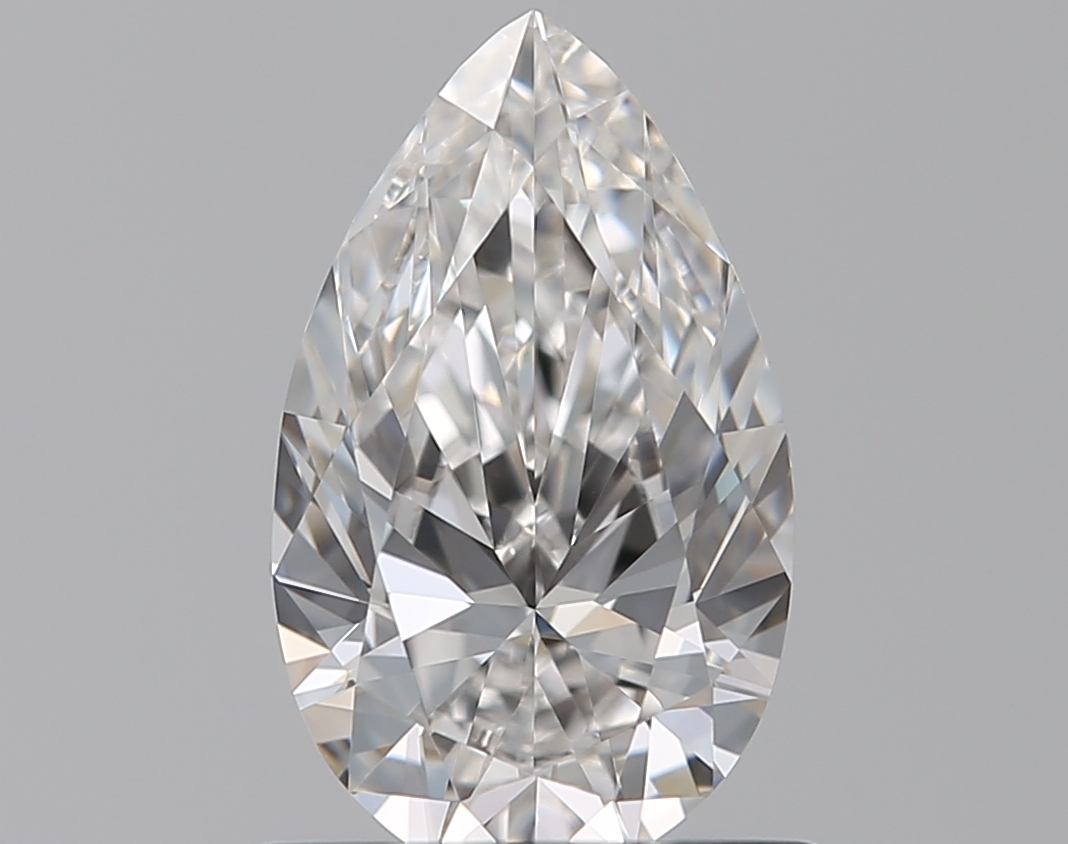 0.73 ct Pear Shape Diamond : F / VVS1