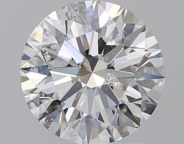 1.40 ct Round Diamond : D / SI2
