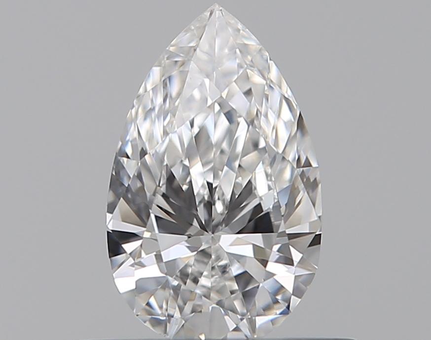 0.40 ct Pear Shape Diamond : D / SI1