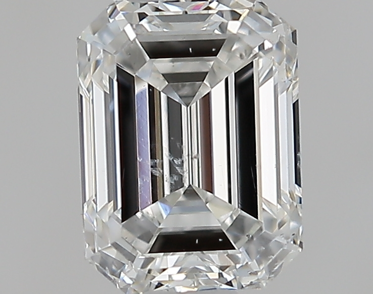 1.01 ct Emerald Cut Diamond : F / SI1