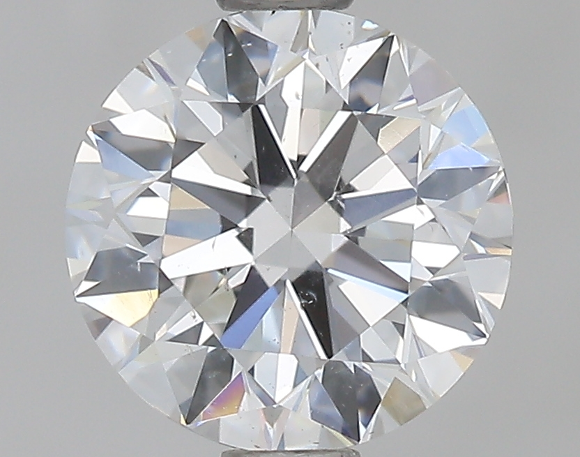 1.20 ct Round Diamond : E / SI1