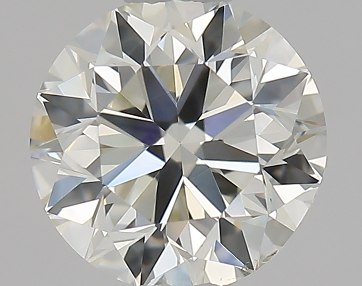 0.70 ct Round Diamond : K / SI1