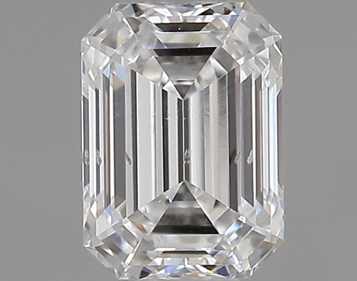 0.41 ct Emerald Cut Diamond : E / SI1
