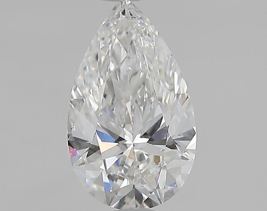 1.00 ct Pear Shape Diamond : F / SI2