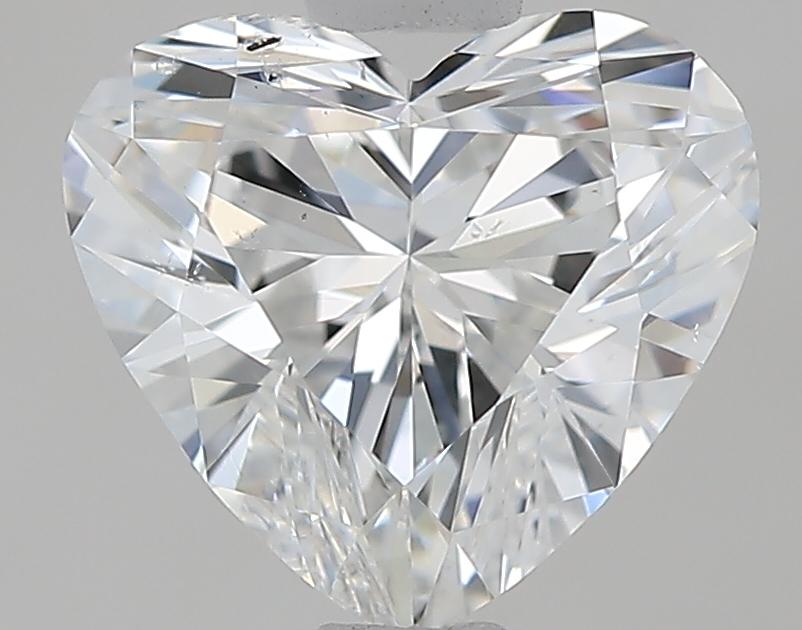 1.00 ct Heart Shape Diamond : F / SI2